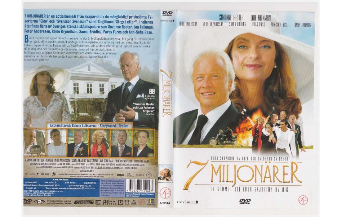7 Miljonärer Trailer